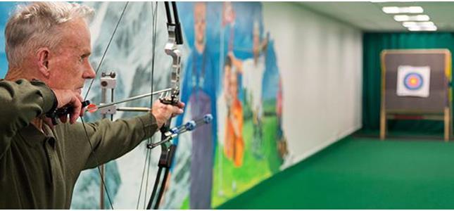 Blind Archery ()