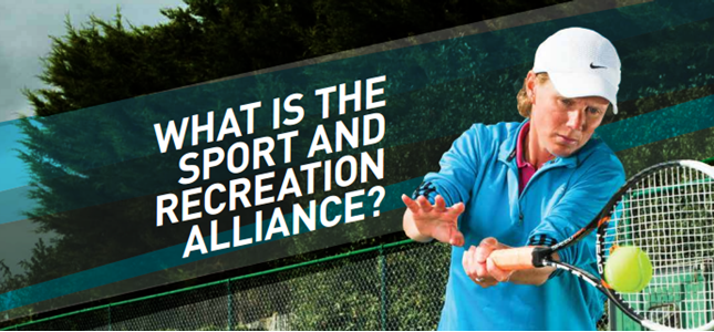 What is the Sport and Recreation Alliance? ()