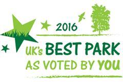 UK's Best Park (Fields in Trust)