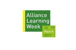 Alliance Learning Week 2017 Logo ()
