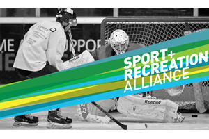 Ice Hockey Banner ()