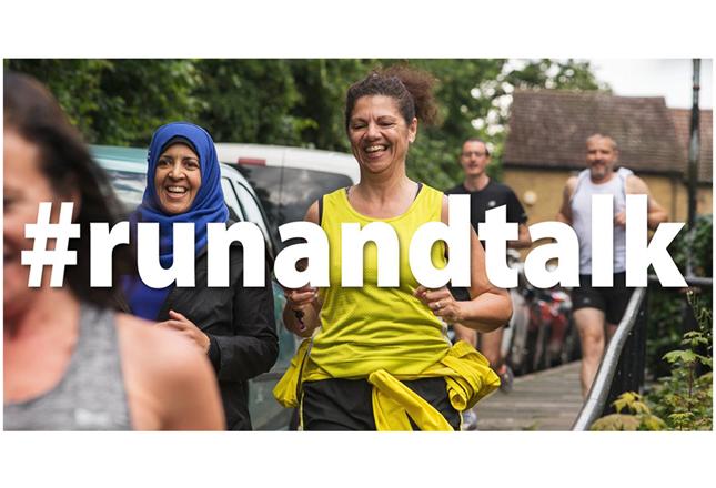 #Runandtalk image ()