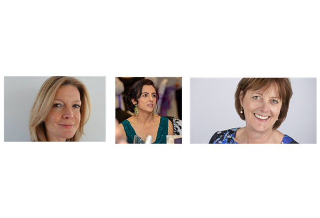 Alliance announces appointment of three new directors ()