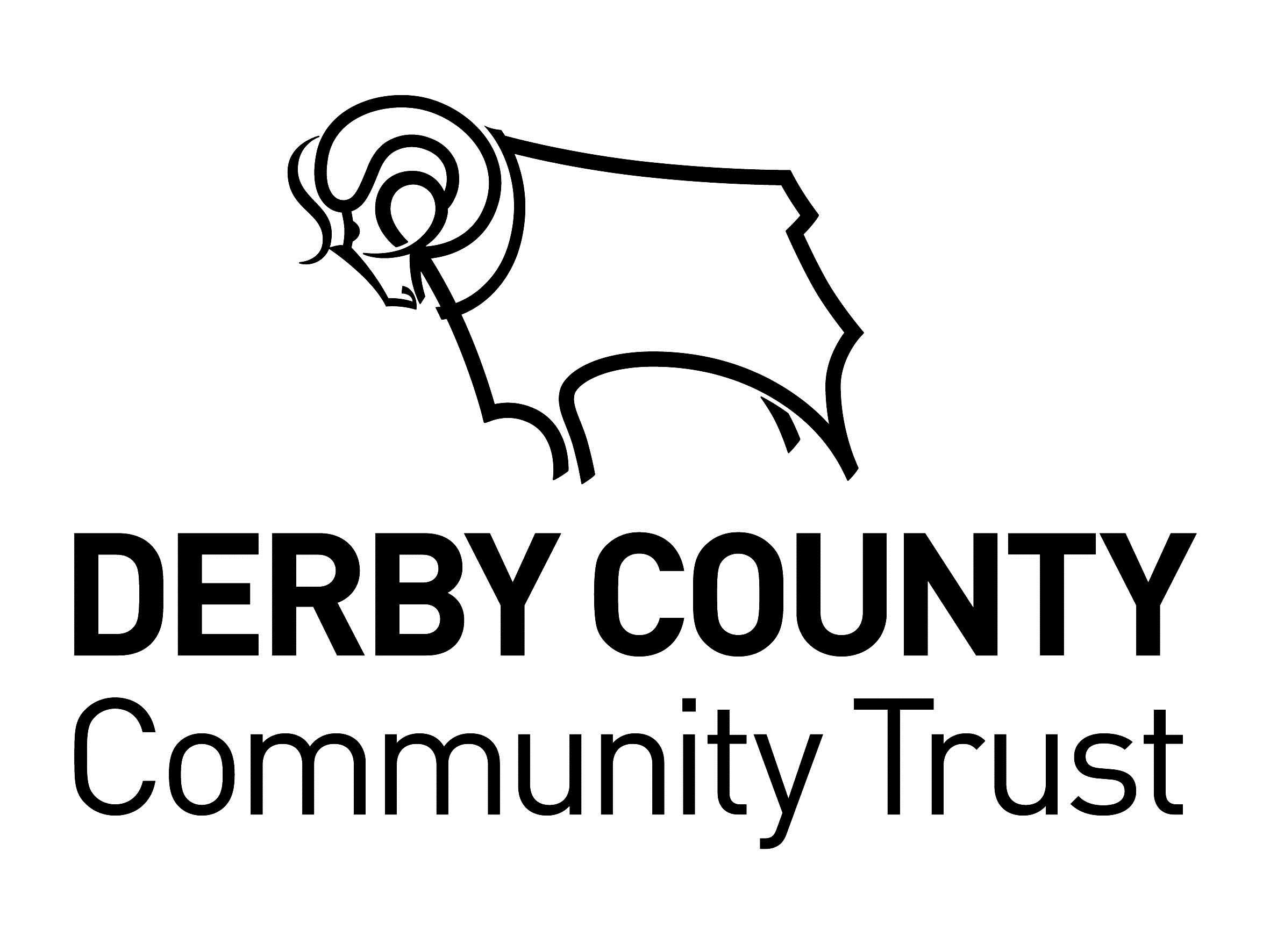 Derby County Community Trust- Logo ()