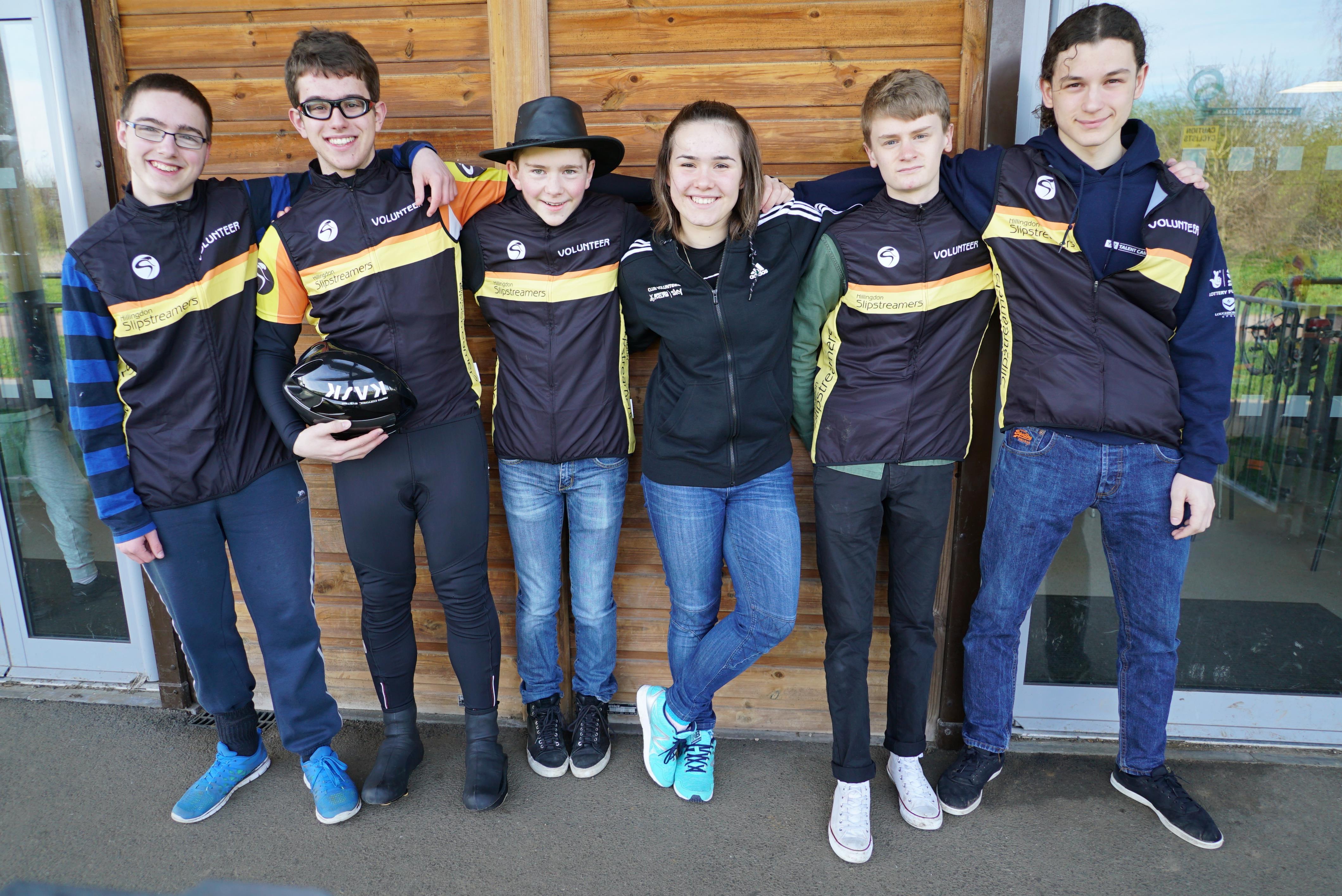 Hillingdon Slipstreamers Young Volunteers ()