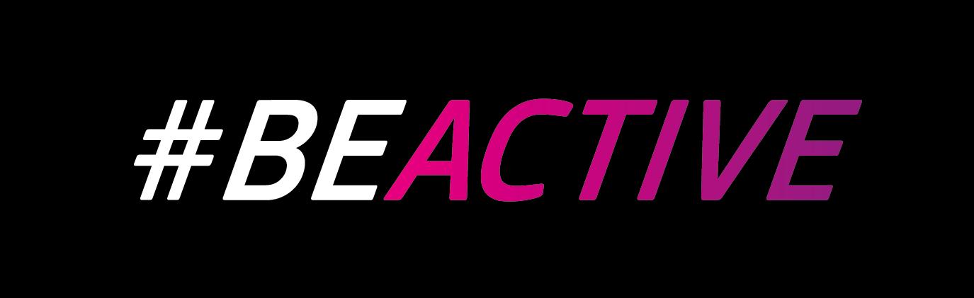 BeActive pink logo ()