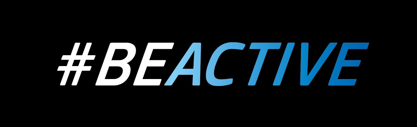 BeActive blue logo ()