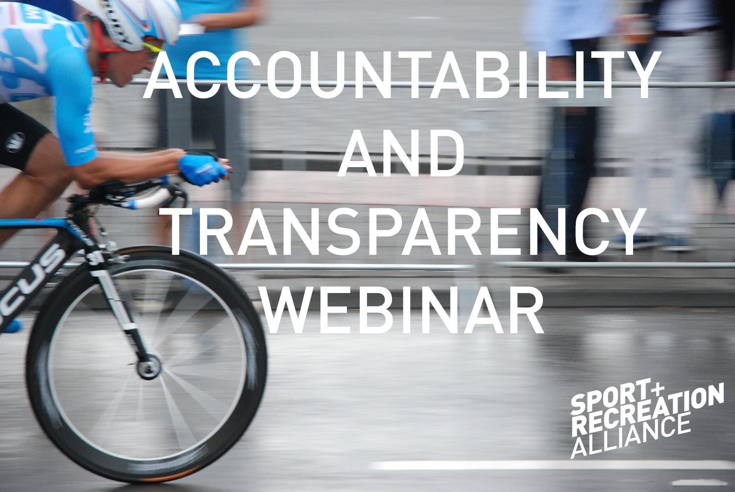Accountability and transparency ()
