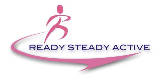 Ready Steady Active- Logo ()
