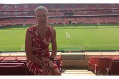 Emma Boggis at the 2017 Sports Summit ()