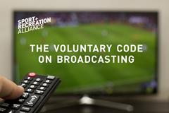 Voluntary code on broadcasting ()
