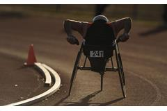 wheelchair race ()