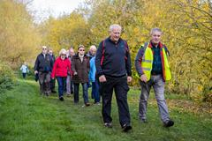 Walking for leisure (Sport England)