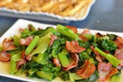 bacon veg ()