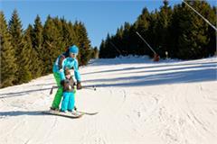 Ski instructor  (Sport and Recreation Alliance)