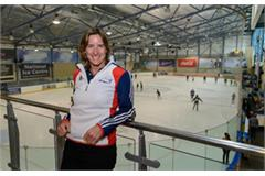 Katherine Grainger at Speed Skating (UK Sport )
