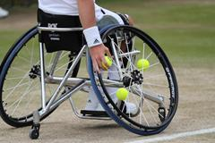 Wheelchair Tennis 1 ()