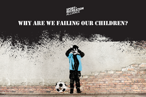 why are we failing our children? ()
