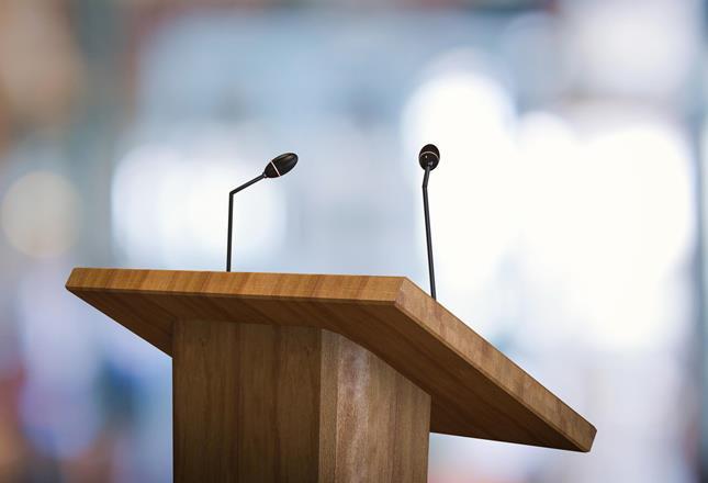 Speaker stand ()