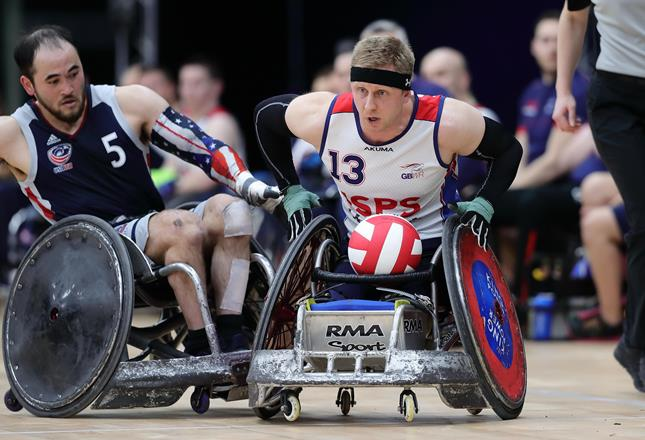 Wheelchair Rugby Main ()
