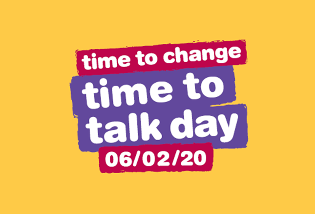 Time to Talk Day ()