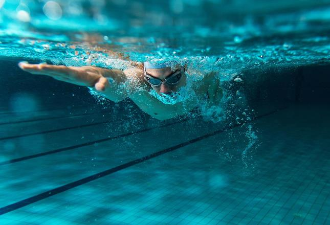 swimming ()