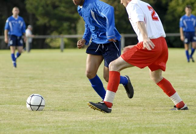 Grassroots male football ()