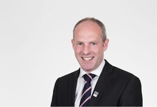 Justin Tomlinson MP ()
