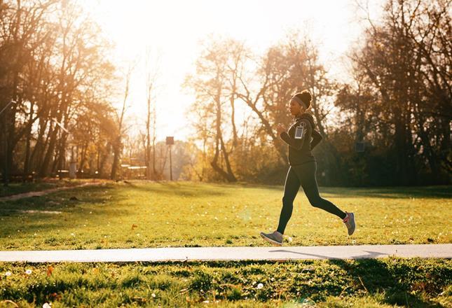 Running  ()