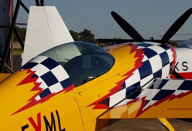 Aerobatics ()