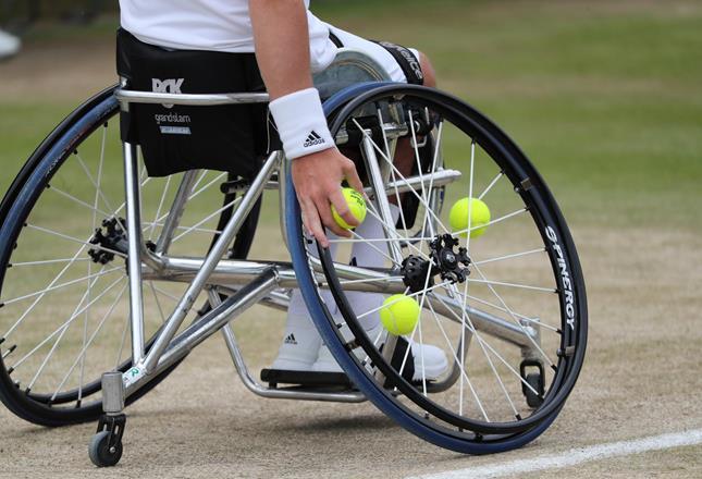 Wheelchair Tennis 1 ()