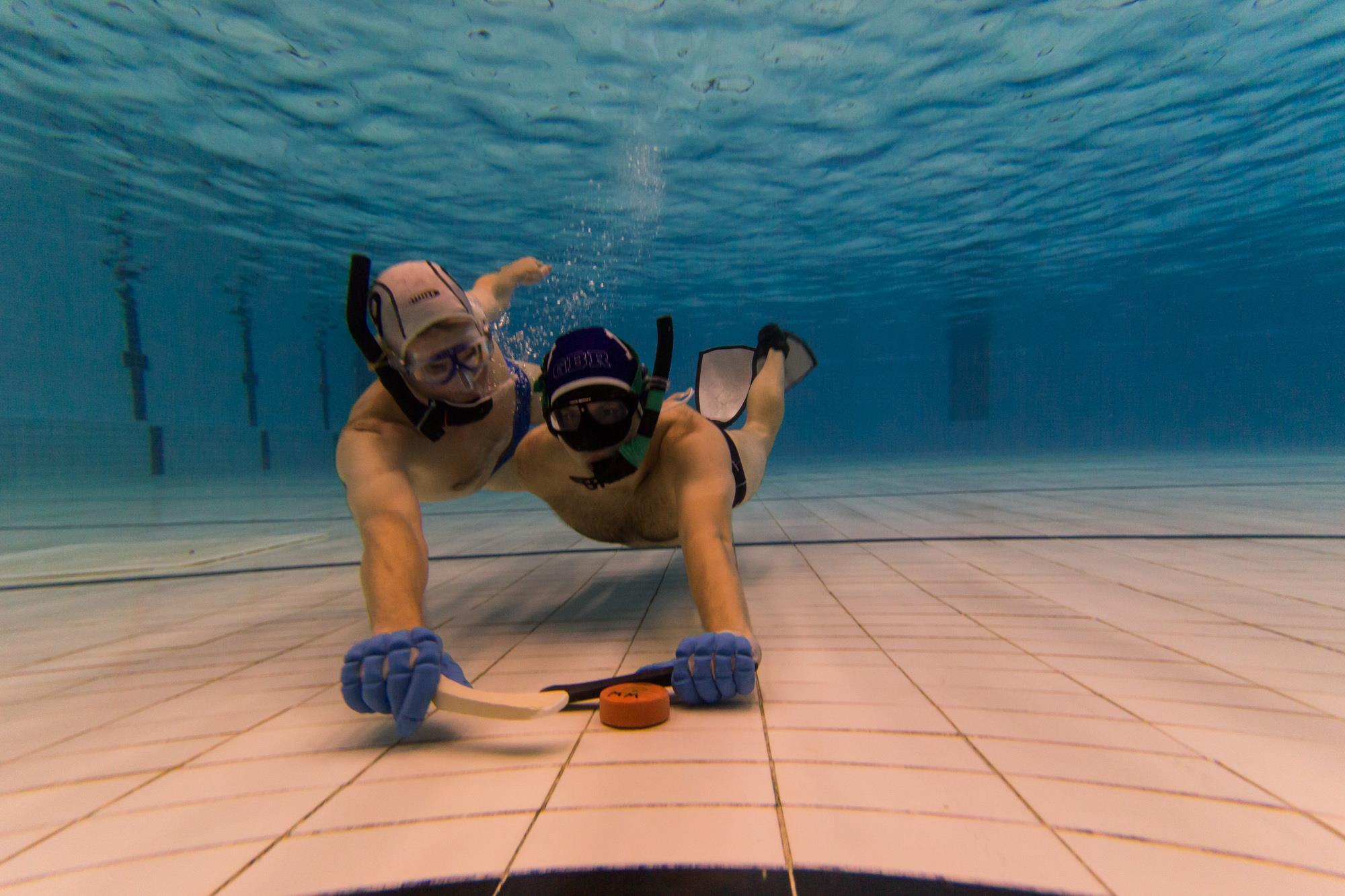 Underwater Hockey 1 ()