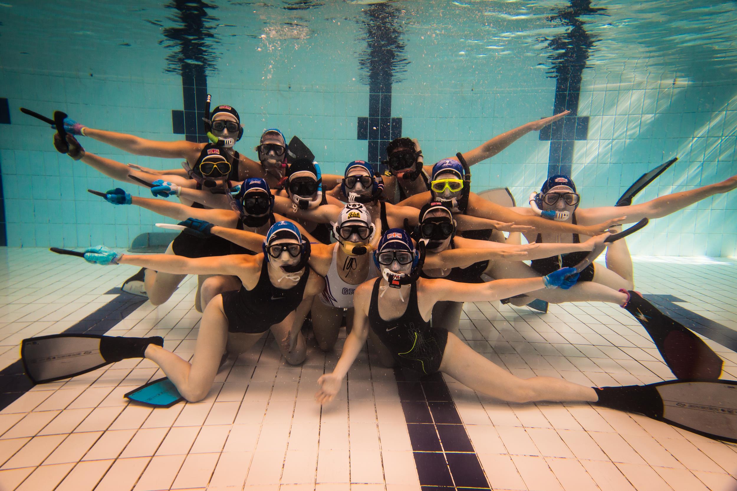 Underwater Hockey Social ()