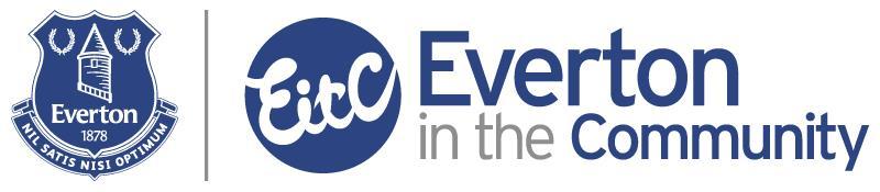Everton in the Community Logo ()