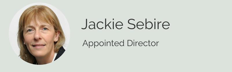 Jackie Sebire - About Us ()