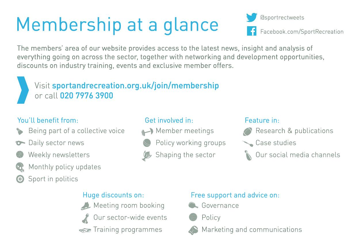 member benefits at a glance ()