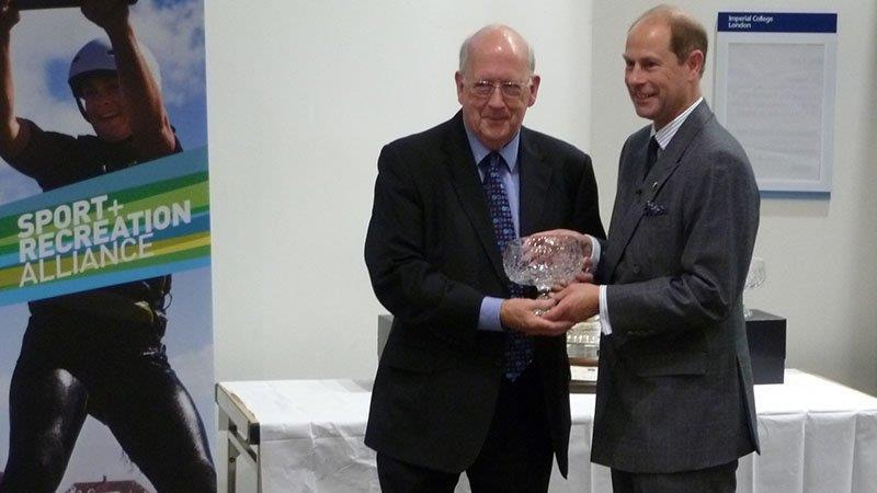 John Arnold MBE- Emeritus Award ()