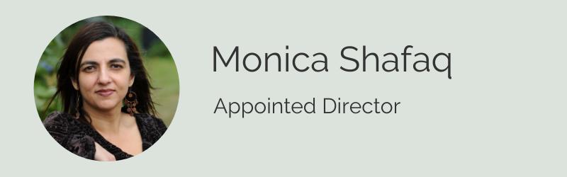Monica Shafaq ()