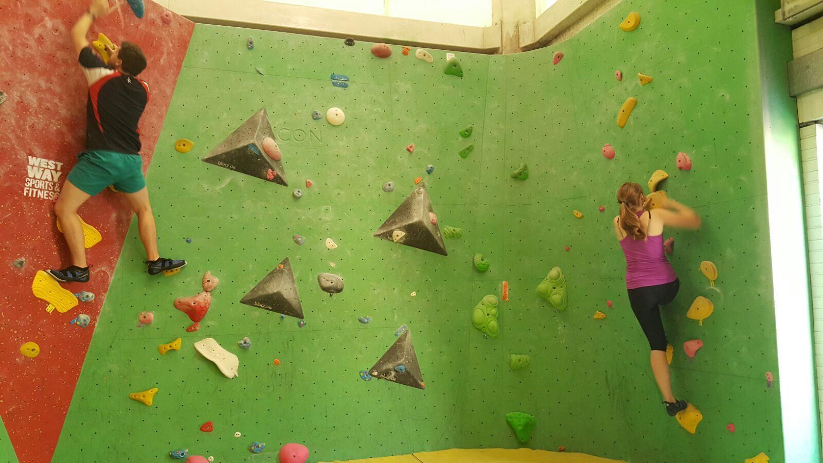 Westway Climbing Wall ()