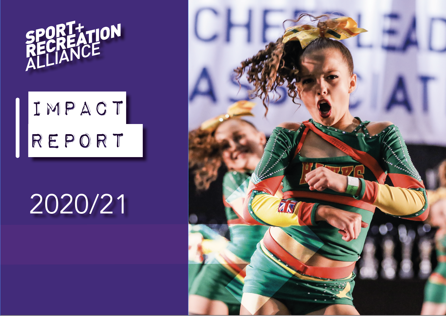 Impact Report 2020-21 cover ()