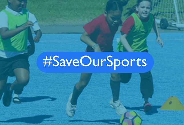 Save our sports  ()