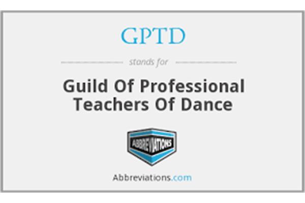 guild of pro dancers ()
