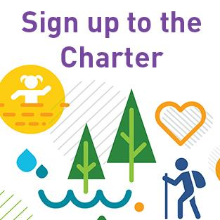 sign up to the charter ()