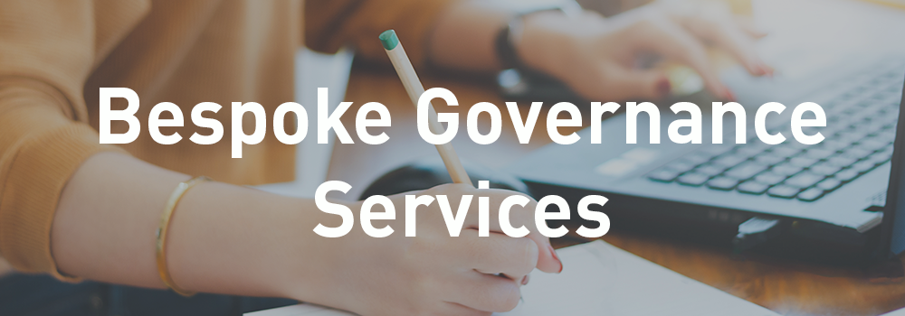 Bespoke governance  ()