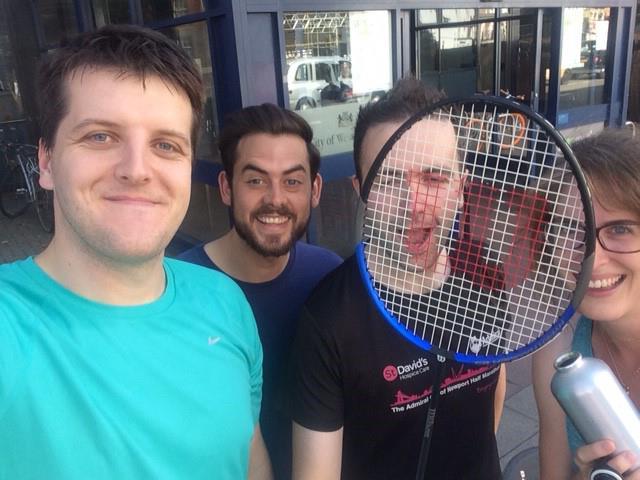 JA Tyko Blog Badminton ()