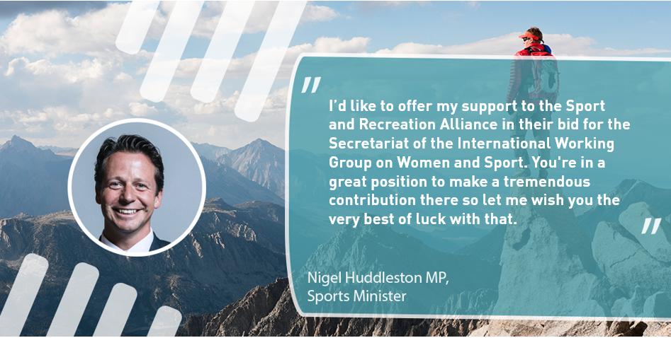 Nigel Huddleston IWG message ()
