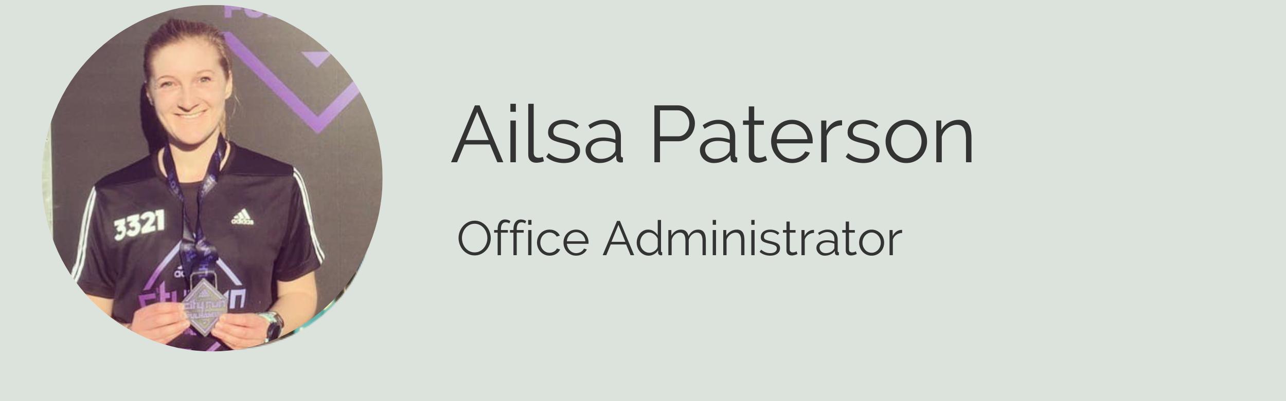 Ailsa Paterson ()