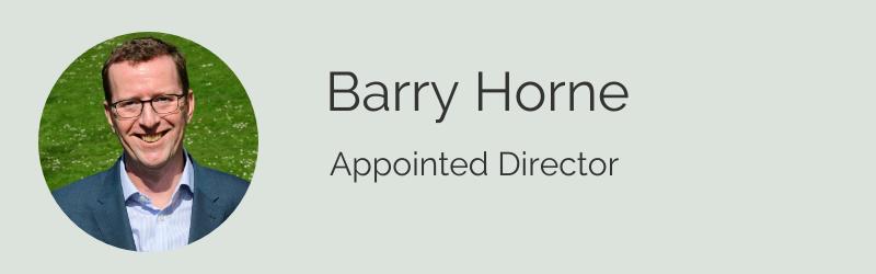 Barry Horne ()