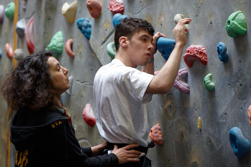Inclusive Climbing Programme- Innovation Winner ()
