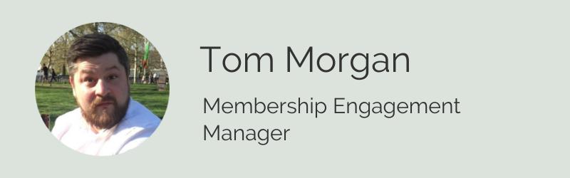 Tom Morgan  ()